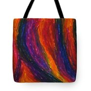 The Divine Fire Tote Bag by Daina White