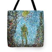The Drama Of The Earth Tote Bag by Fabrizio Cassetta