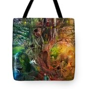 The Dreaming Tree Tote Bag by Aimee Stewart