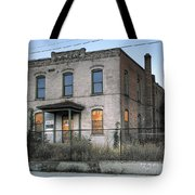 The Duquesne Building - Spokane Washington Tote Bag by Daniel Hagerman