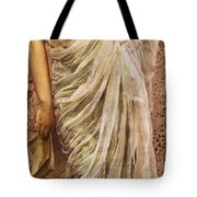The End Of The Story Tote Bag by Albert Joseph Moore