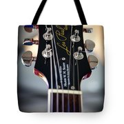 The Epiphone Les Paul Guitar Tote Bag by David Patterson