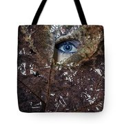 The Eye Tote Bag by Joana Kruse