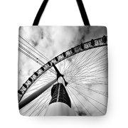 The Eye Tote Bag by Jorge Maia