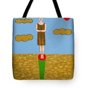 The Fame Game Tote Bag by Patrick J Murphy