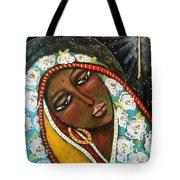 The First Noel Tote Bag by Maya Telford
