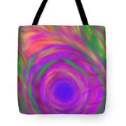 The Flora Is Breathing Tote Bag by Daina White