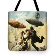 The Fly Cop Tote Bag by Aged Pixel