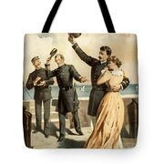 The Forst is mine Tote Bag by Aged Pixel