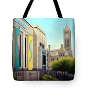 The Frist Center Tote Bag by Janet King