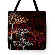 The Garden Of Your Mind 1 Tote Bag by Angelina Vick