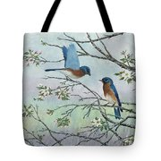 The Gift Tote Bag by Ben Kiger