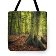 The Giving Tree Tote Bag by Scott Norris