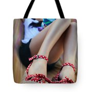 The Good Life Tote Bag by Laura Fasulo