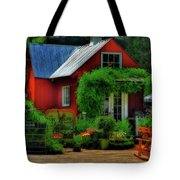 The Good Life Tote Bag by Lois Bryan