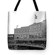 The Good Seats Tote Bag by Barbara McDevitt
