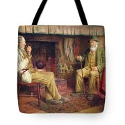 The Gossip Tote Bag by Henry Spernon Tozer