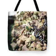 The Grapevines Tote Bag by Lisa Russo