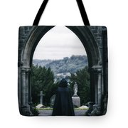 The Graveyard Tote Bag by Joana Kruse