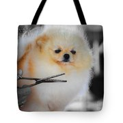 The Groomer Tote Bag by Jai Johnson