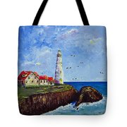 The Guardian Tote Bag by Dottie Kinn