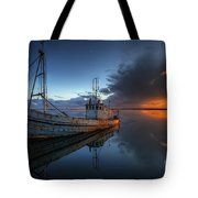 The Guiding Light Tote Bag by English Landscapes