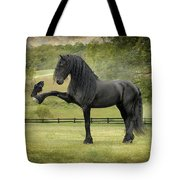 The Harbinger Tote Bag by Fran J Scott