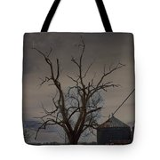 The Haunting Tree Tote Bag by Alys Caviness-Gober