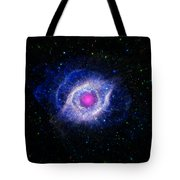 The Helix Nebula  Tote Bag by The  Vault - Jennifer Rondinelli Reilly