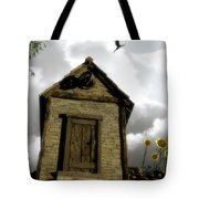 The House of Light and Shadow Tote Bag by Cynthia Decker