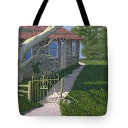 The Iron Gate Tote Bag by Gary Giacomelli
