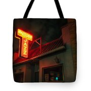 The Jazz Estate Tote Bag by Scott Norris