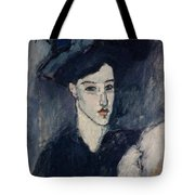 The Jewess Tote Bag by Amedeo Modigliani