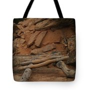 The Ladder Down Into Sapupu Canyon Tote Bag by Jeff Swan