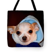 The Lightweight Contender Tote Bag by Maria Urso