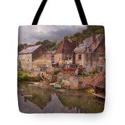 The Loir River Tote Bag by Debra and Dave Vanderlaan