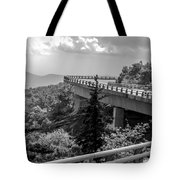 The Long And Winding Road Tote Bag by Karen Wiles
