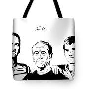 the Mannings Tote Bag by Tamir Barkan