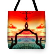 The Merger Tote Bag by M and L Creations