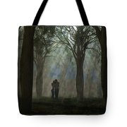The Moment... Tote Bag by Tim Fillingim