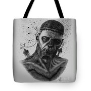 The Monster Tote Bag by Wave