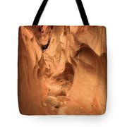 The Narrows Ahead Tote Bag by Adam Jewell