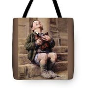 The New Shoes Tote Bag by Jane Bucci