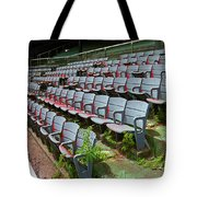 The Old Ballpark Tote Bag by Frank Romeo