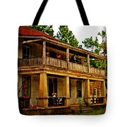 The Old Boarding House Tote Bag by Marty Koch