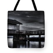The Old Boat House Tote Bag by Erik Brede