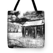 The Old Homestead Tote Bag by Cat Connor