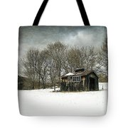 The Old Sugar Shack Tote Bag by Edward Fielding