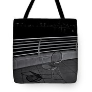The Outcast Tote Bag by Trever Miller