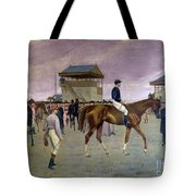 The Owner S Enclosure Newmarket Tote Bag by Isaac Cullen